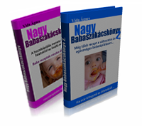 Terhesség hétről hétre ajándék könyvek
