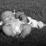 Egy baba bárhol képes elaludni :)