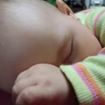 A baba alvásigénye