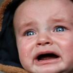 A baba sírása
