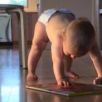 A baba lelki fejlődése 3 éves korig 5. Másfél éves kis pukkancs :)