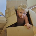 A baba és a költözés