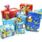 Karácsonyi ajándékok a babának