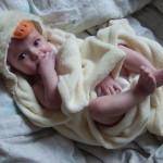 A 3 hónapos baba