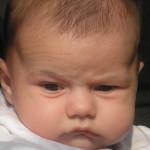 Az 5 hónapos baba