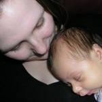 A csecsemő alvása