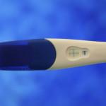 Pozitív lett a terhességi teszt?