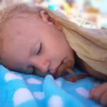 A baba alvása 1-másfél éves korig