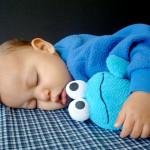 7-10 hónapos baba alvása