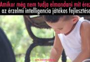 érzelmi intelligencia fejlesztés játékosan